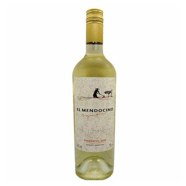 Vinho Branco El Mendocino Torrontes 750ml