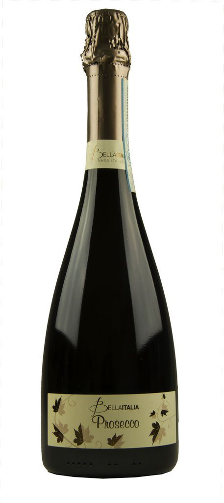 Vinho Branco Espumante Bella Itália Prosecco Brut 2017