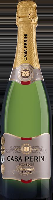 Vinho Branco Espumante Casa Perini Brut Método Charmat