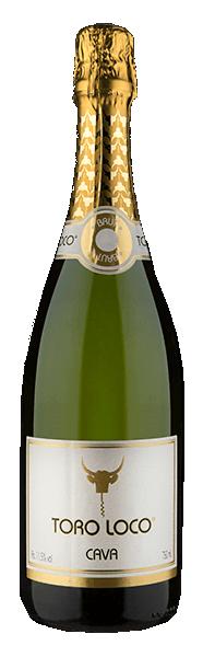 Vinho Branco Espumante Cava D O Toro Loco Brut
