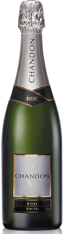 Vinho Branco Espumante Chandon Riche Demi-sec