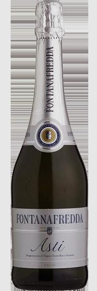 Vinho Branco Espumante Fontana Fredda Asti DOCG Dolce