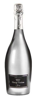 Vinho Branco Espumante Giorgi Platino Gran Riserva
