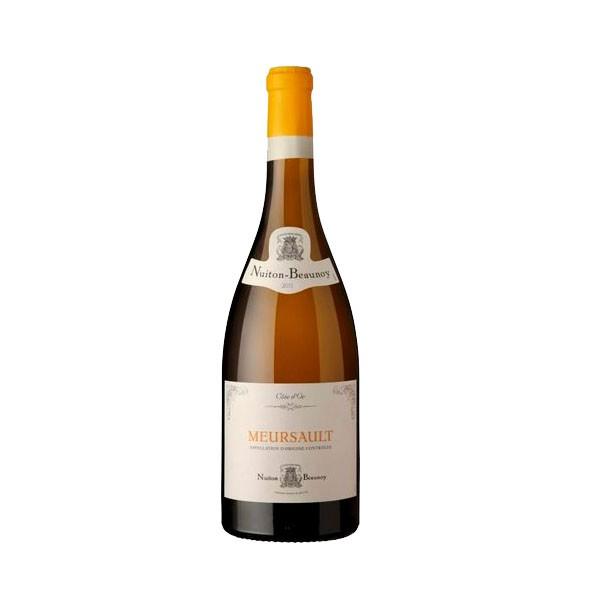 Vinho Branco Frances Nuiton Beaunoy Mersault AOP 2014