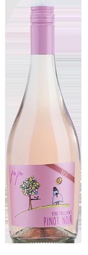 Vinho Branco Frisante Pino Pino Rosé
