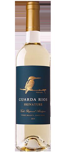 Vinho Branco Guarda Rios Signature Alentejo 2016