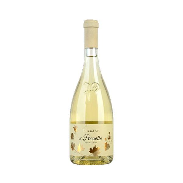 Vinho Branco IL Pozzetto  Verdicchio Pilandro DOC