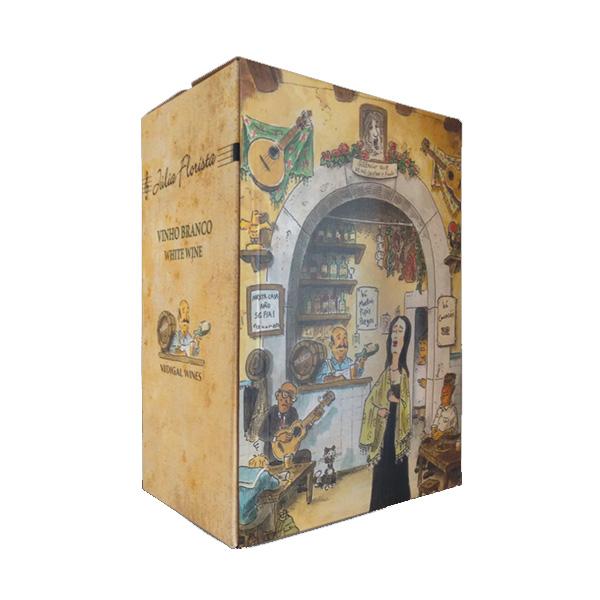 Vinho Branco Julia Florista Bag in Box 5 Litros