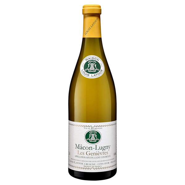 Vinho Branco Louis Latour Macon Lugny Les Genievres 750ml