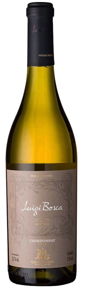 Vinho Branco Luigi Bosca Chardonnay 2018