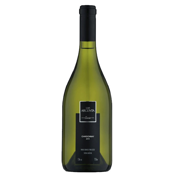 Vinho Branco Luiz Argenta Chardonnay Cave 750ml