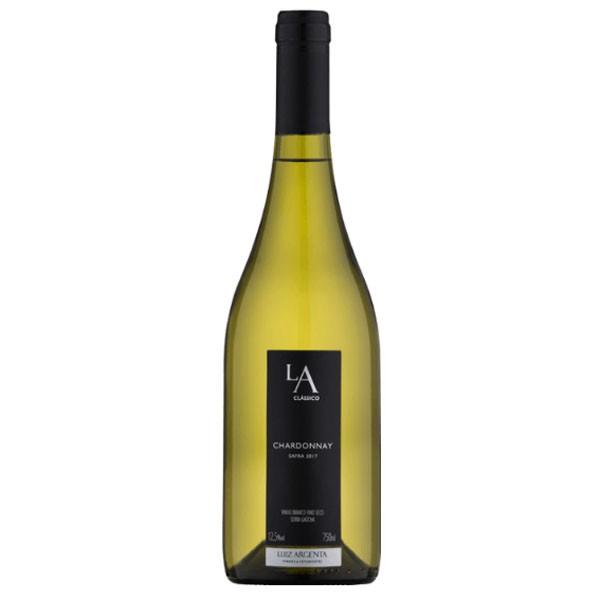 Vinho Branco Luiz Argenta L.A. Classico Chardonnay