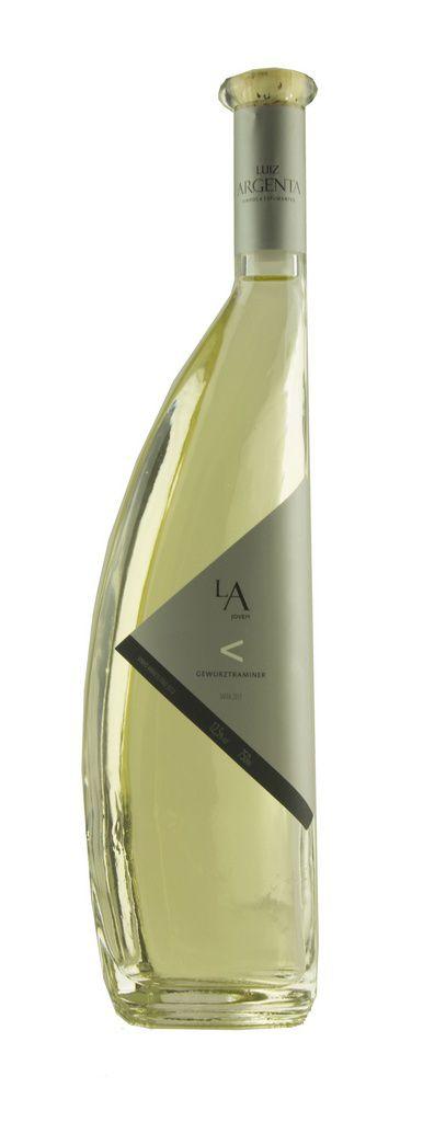 Vinho Branco Luiz Argenta L.A. Jovem Gewurztraminer