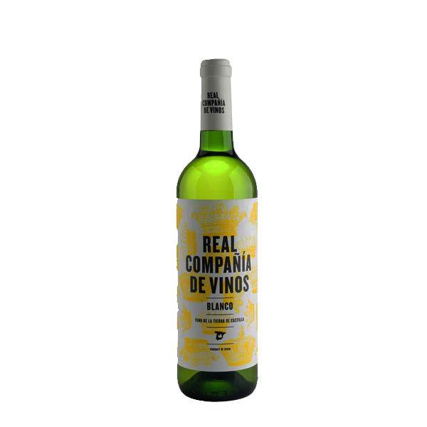 Vinho Branco Real Compañia  Macabeo 750ml