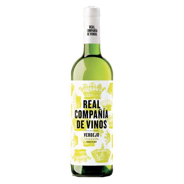 Vinho Branco Real Compañia  Verdejo 750ml