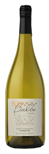 Vinho Branco Susana Balbo Signature Barrel Fermented Torrontés 2014