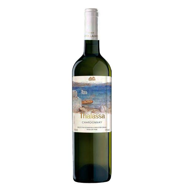 Vinho Branco Thalassa Chardonnay 750ml