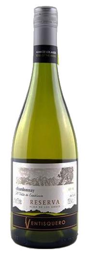 Vinho Branco Ventisquero Reserva Casablanca Chardonnay 2018