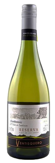 Vinho Branco Ventisquero Reserva Chardonnay 750ml