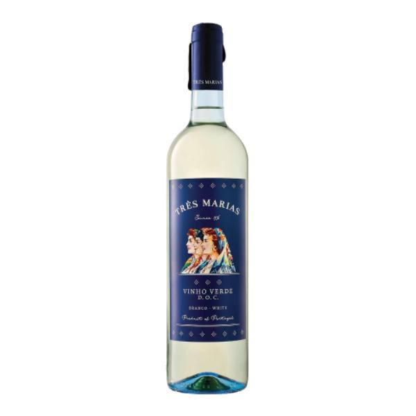 Vinho Branco Verde Três Marias 750ml