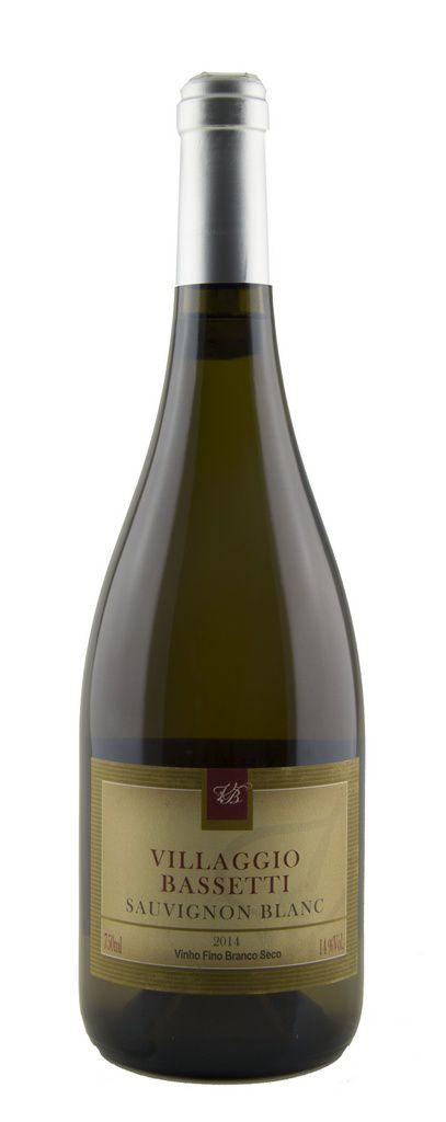 Vinho Branco Villaggio Bassetti Sauvignon Blanc