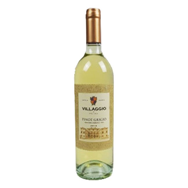 Vinho Branco Villagio Pinot Grigio IGT 750ml