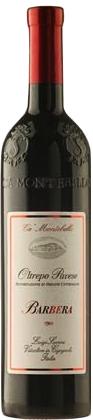 Vinho Ca' Montebello Barbera DOC 750ml