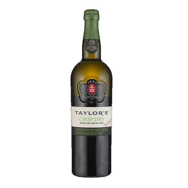 Vinho do Porto Branco Taylor's Chip Dry  750ml