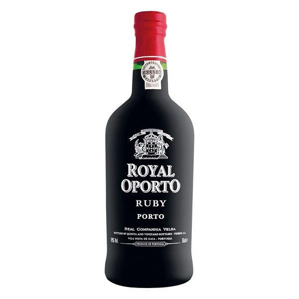 Vinho do Porto Royal Oporto Ruby 750ml