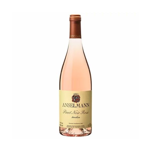 Vinho Rosé Anselmann Pinot Noir Trocken 750ml