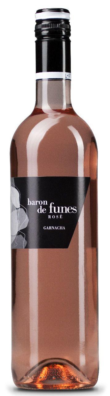Vinho Rosé Baron de Funes 2017