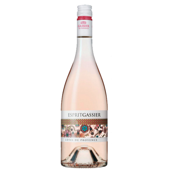 Vinho Rosé Chateau Gassier Esprit 750ml
