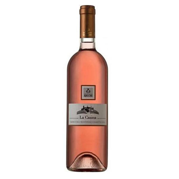 Vinho Rose La Casina Ricchi Chiaretto DOC