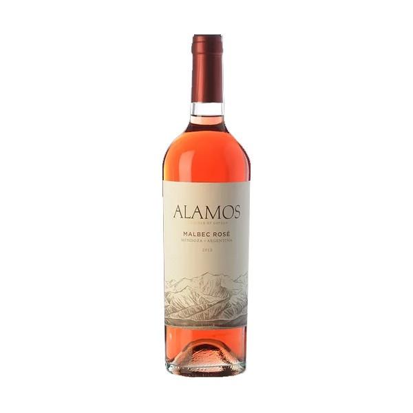 Vinho Rosé Malbec Alamos Catena Zapata 750ml