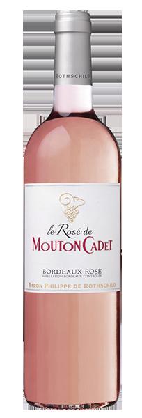 Vinho Rose Mouton Cadet 750ml