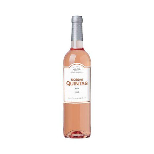 Vinho Rosé Nossas Quintas 750ml