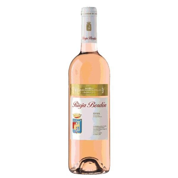 Vinho Rosé Rioja Bordón 750ml