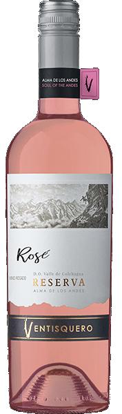 Vinho Rosé Ventisquero Reserva Alma de Los Andes Syrah 750ml