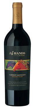 Vinho Tinto 14 Hands Cabernet Sauvignon 2016