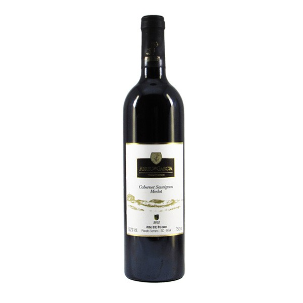 Vinho Tinto Abreu Garcia Cabernet Sauvignon  Merlot 750ml