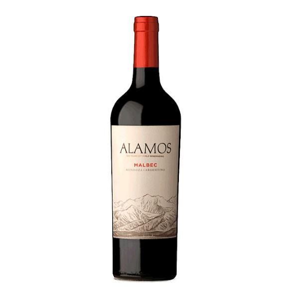 Vinho Tinto Alamos Catena Zapata Malbec 750ml
