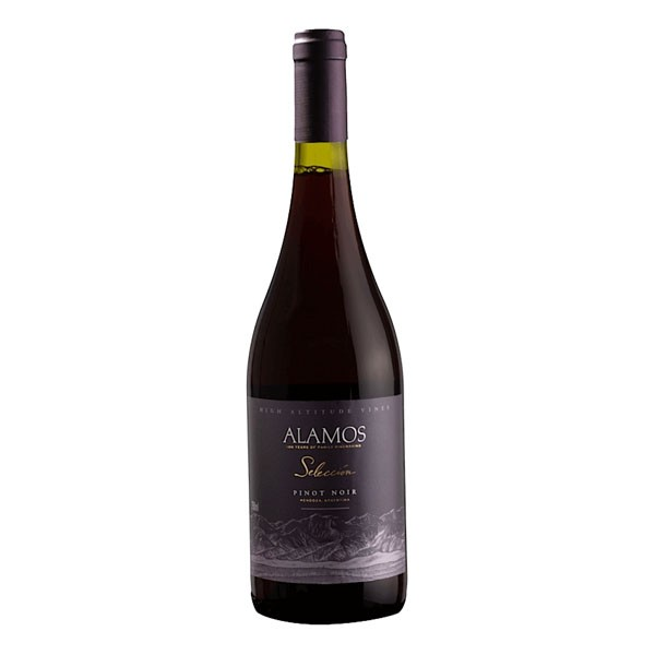 Vinho Tinto Alamos Seleccion Catena Zapata Pinot Noir 750ml