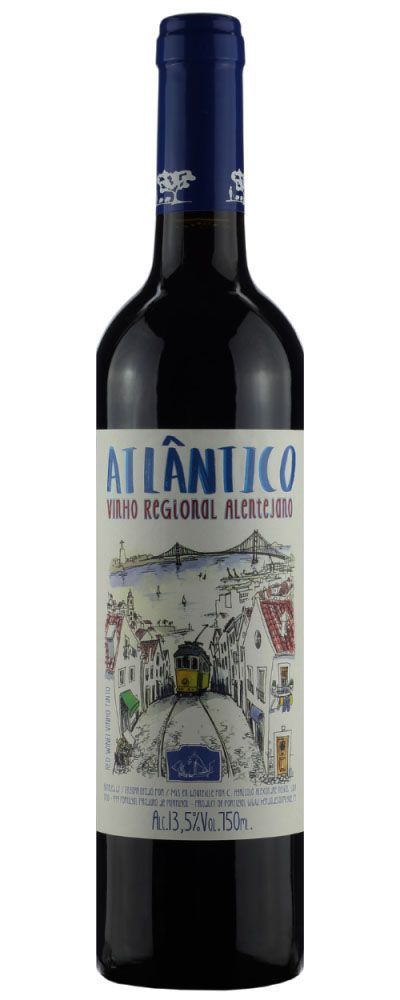 Vinho Tinto Alentejano Atlântico