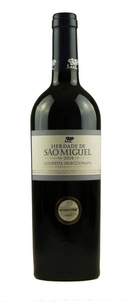 Vinho Tinto Alentejano Herdade de São Miguel