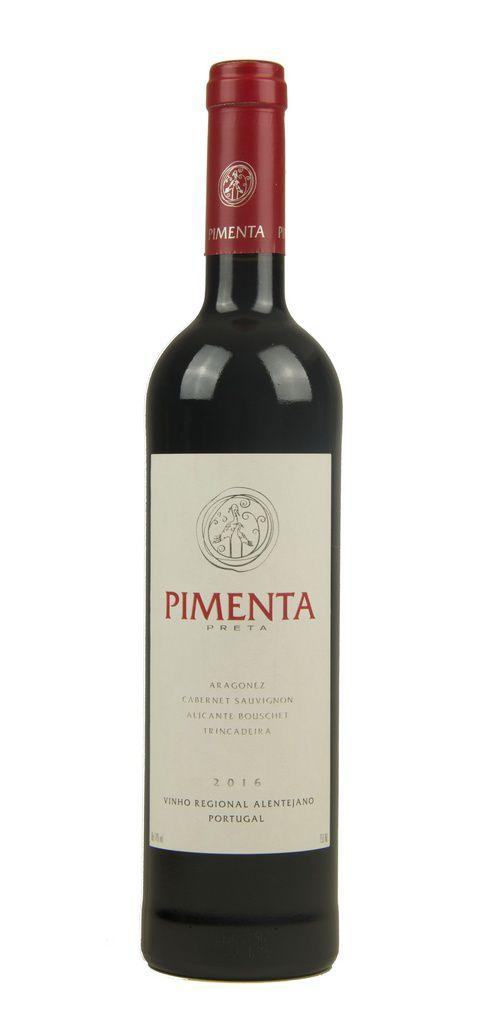 Vinho Tinto Alentejano Pimenta Preta 2016