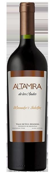 Vinho Tinto Altamira de Los Andes Reserva 2010