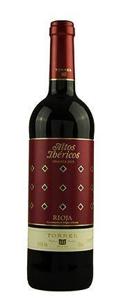 Vinho Tinto Altos Ibéricos Crianza Rioja DOC 2015