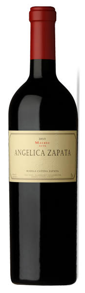 Vinho Tinto Angelica Zapata Malbec Alta