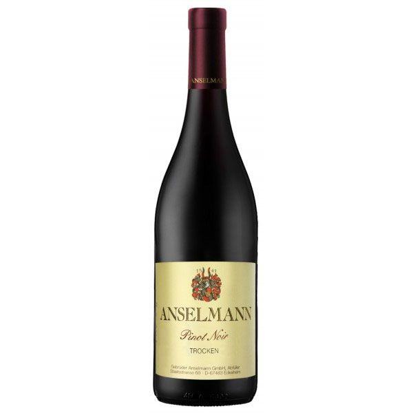 Vinho Tinto Anselmann Pinot Noir Trocken 750ml