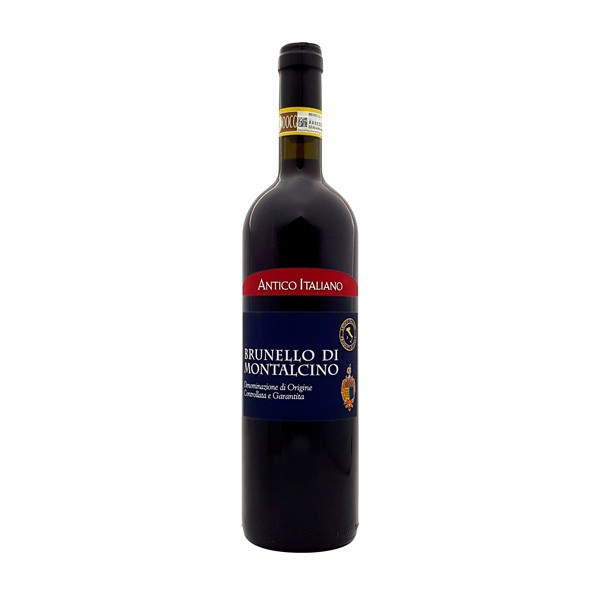 Vinho Tinto Antico Italiano Brunello di Montalcino  750ML